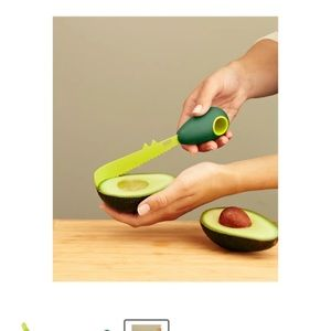 Kuhn Rikon Avacado Knife & Masher
